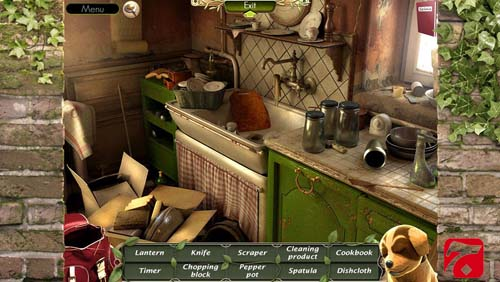 Hidden object  Bright Summer3