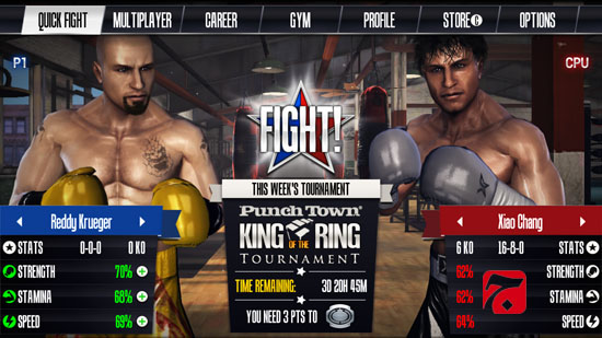 Real Boxing بازی سه بعدی بوکس اندروید Real Boxing™ v2.2.0 (مودشده)