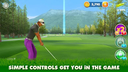 Download-King-of-the-Course-Golf-v1-1-Mod-Money-APK-android4