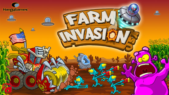 Farm Invasion USA Premium2 دانلود بازی اندروید Farm Invasion USA   Premium v1.3.3