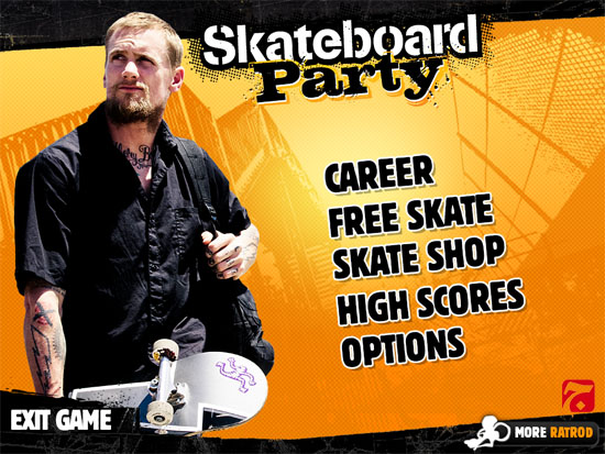 Mike V Skateboard Party2 بازی اسکیت سواری اندروید Mike V: Skateboard Party v1.33