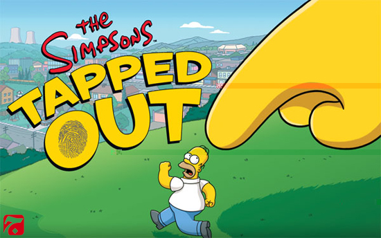 The Simpsons Tapped Out دانلود بازی اندروید The Simpsons™: Tapped Out v4.15.0