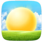 ویجت آب و هوا GO Weather Forecast & Widgets v5.04 اندروید