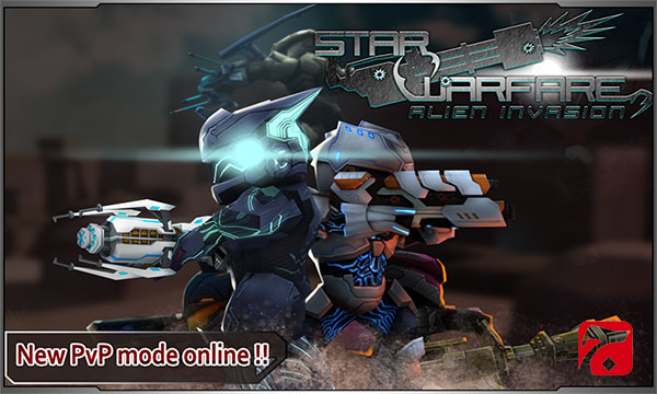 Star Warfare: Alien Invasion HD