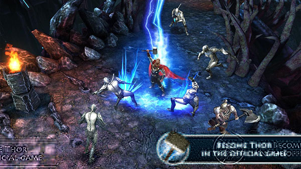 بازی HD اندروید Thor: TDW - The Official Game v1.2.0n + دیتا