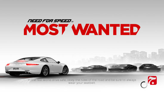Need for Speed1 بازی نید فور اسپید اندروید Need for Speed™ Most Wanted v1.5.01