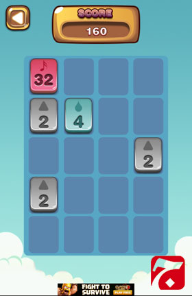 2048 Number Puzzle1