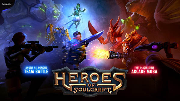 Heroes of Soul Craft - MOBA