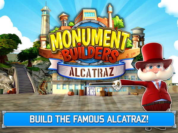 Monument Builders : Alcatraz