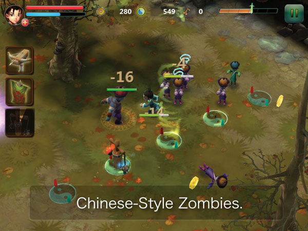 Chinese Zombies Free