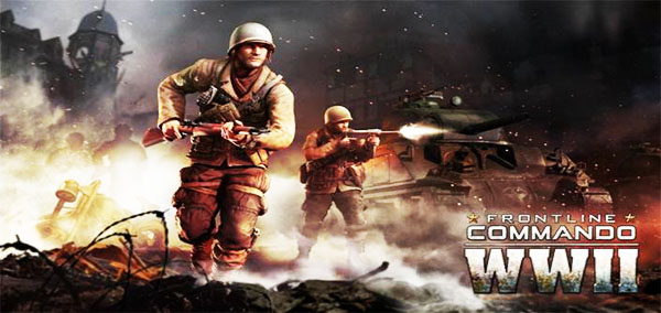 FRONTLINE COMMANDO: WW2 v1.1.0