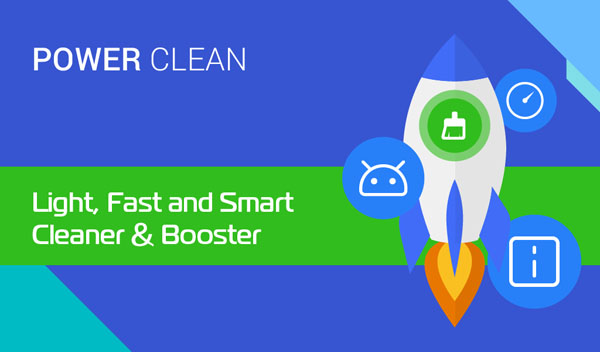 Power Clean(Booster & Cleaner)