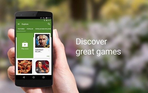 Google Play Games 3