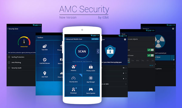 AMC Security – Antivirus Boost