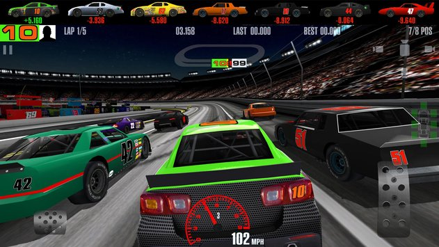 Stock Car Racing 3