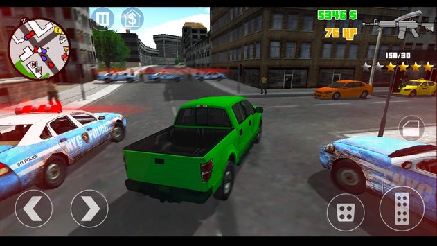Clash of Crime Mad San Andreas  2