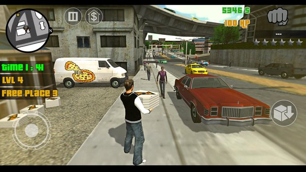Clash of Crime Mad San Andreas  4