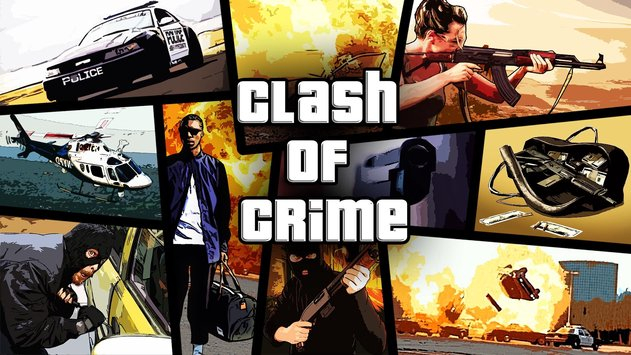 Clash of Crime Mad San Andreas  5