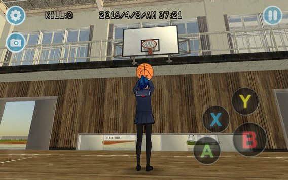 High School Simulator GirlA 3