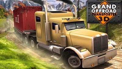 4x4 Logging Truck Real Driver5
