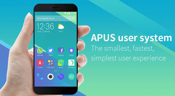 APUS Launcher-Theme, Wallpaper
