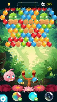 Angry Birds POP Bubble Shooter6