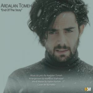 Ardalan Tomeh Called Akhare Ghesse