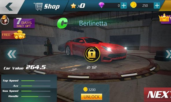 Drift car city traffic racer4