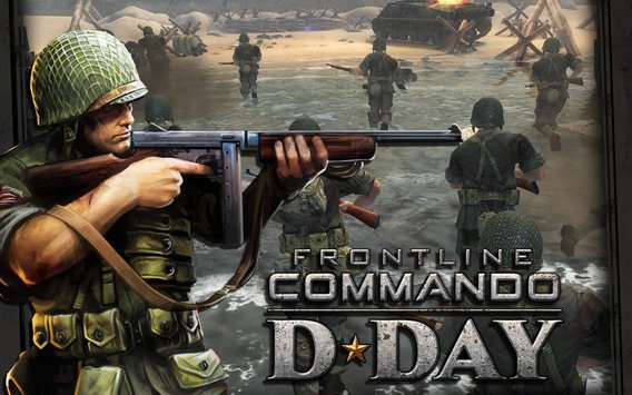 FRONTLINE COMMANDO D-DAY1