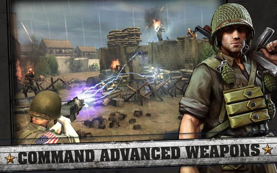 FRONTLINE COMMANDO D-DAY3