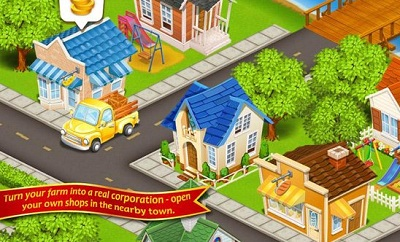 Farm TownHappy City Day Story 3