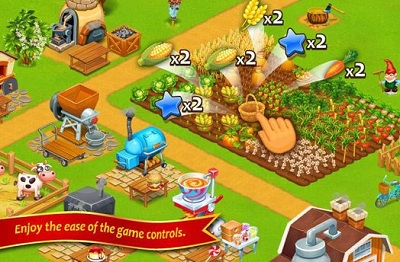 Farm TownHappy City Day Story 4