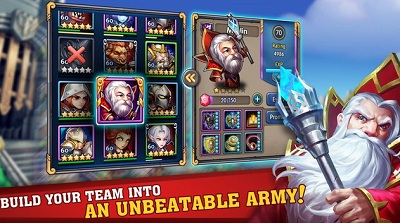 Heroes Tactics War & Strategy 1