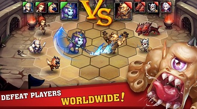 Heroes Tactics War & Strategy 2
