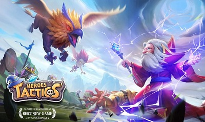 Heroes Tactics War & Strategy 4