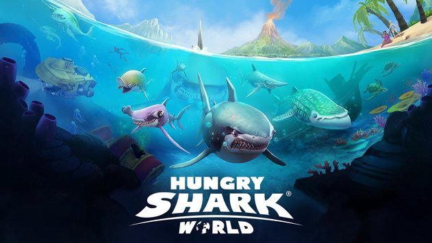 Hungry Shark World4