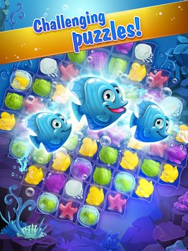 Mermaid puzzle – fish rescue3