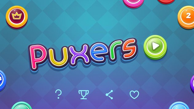 Puxers - The fun brain game5