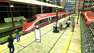 Train Simulator 20163