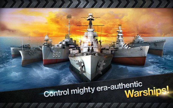 WARSHIP BATTLE3D World War II 2
