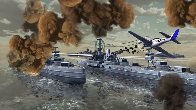 World Warships Combat 2