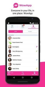 WowApp Messenger Official3