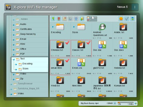 X-plore File Manager3
