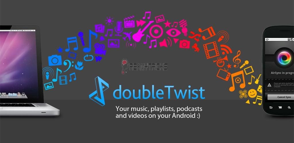 doubleTwist Music Player, Sync6