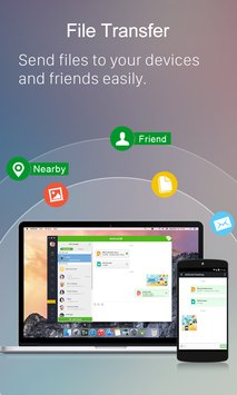 AirDroid File Transfer Manage