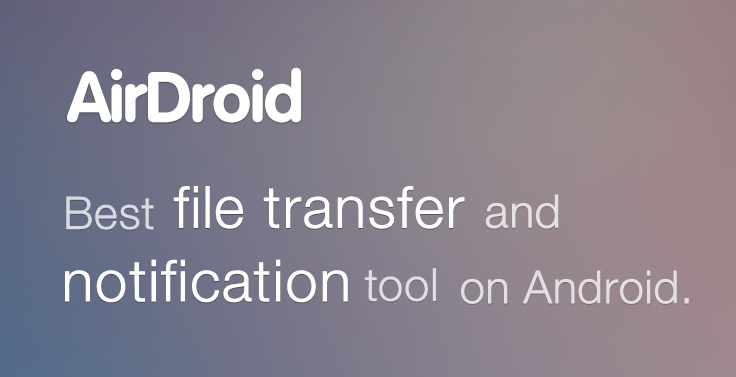 AirDroid File TransferManage logo..