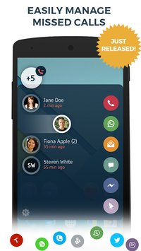 Contacts & Dialer by drupe3