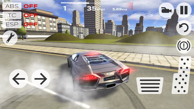 Extreme Car Driving Simulator1