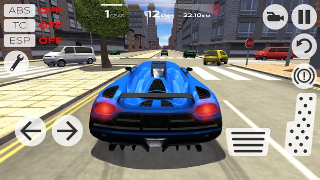 Extreme Car Driving Simulator3