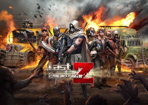 Last Empire-War Z2